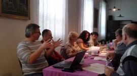 Schůze a debata