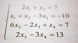 Matematické příklady, FOTO: unsplash
